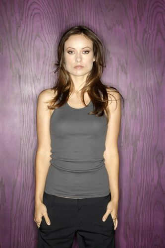 Olivia Wilde Outtakes from the 2008 Fox So Fresh Winter Campaign for 'House MD' (HQ)