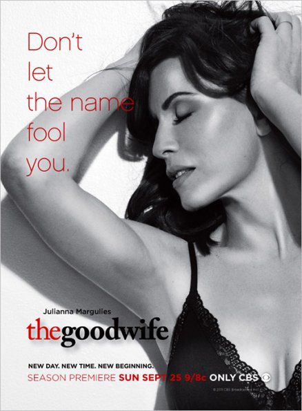 The Good Wife - Season 3 - Promotional Poster