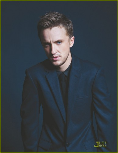 Tom Felton Covers 'Da Man' August/September 2011