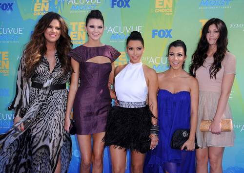 2011 Teen Choice Awards [August 7]
