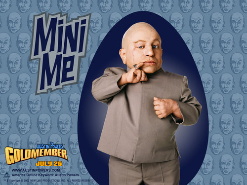 Austin Powers Mini Me