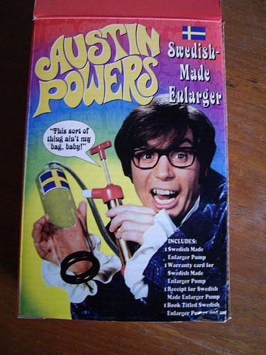 Austin Powers (Swedish Made)
