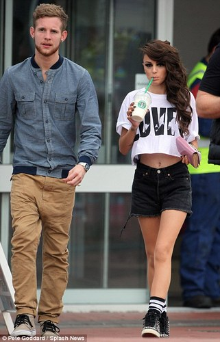 Cher Lloyd Wiv Her Boyfriend Craig Monk (Party In The Park 31/07/11!!) 100% Real ♥