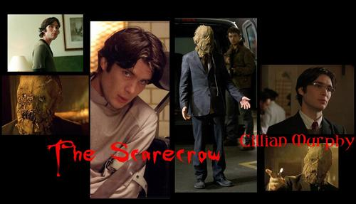 Dr. Jonathan Crane/The Scarecrow Wallpaper