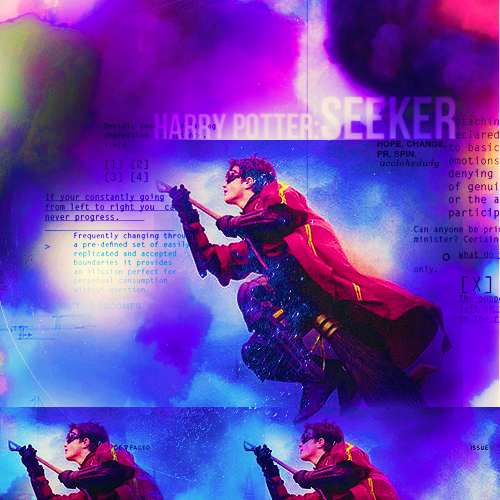 Harry Potter seeker