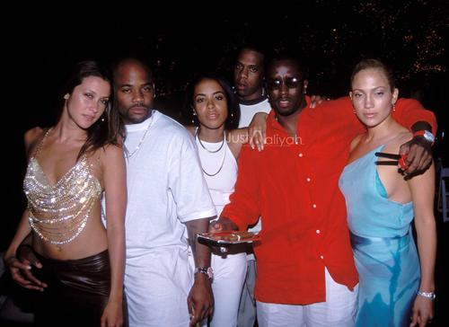 P. Diddy Party 4th July, 2000 HQ Exclusive !