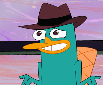 Perry's Awkward face