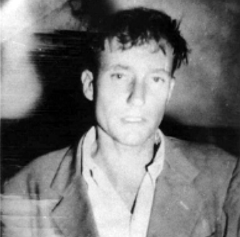 Burroughs Post Murder - William S. Burroughs Photo ...