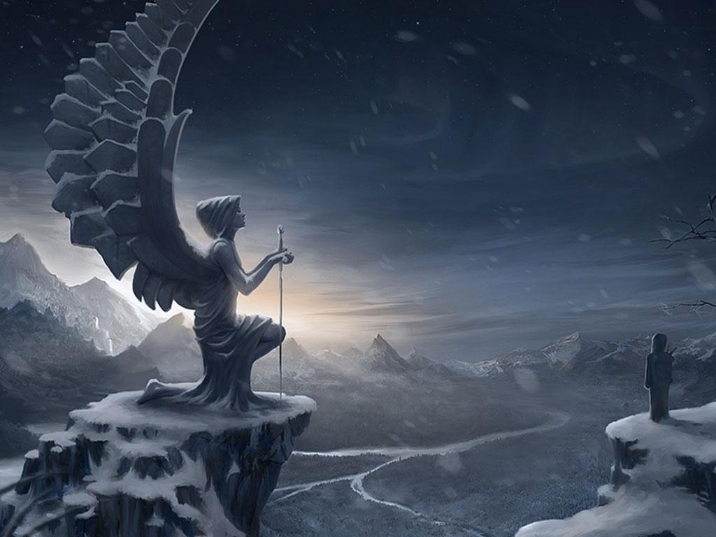 L'angelo custode ci aiuta nella vita di tutti i guirni ?