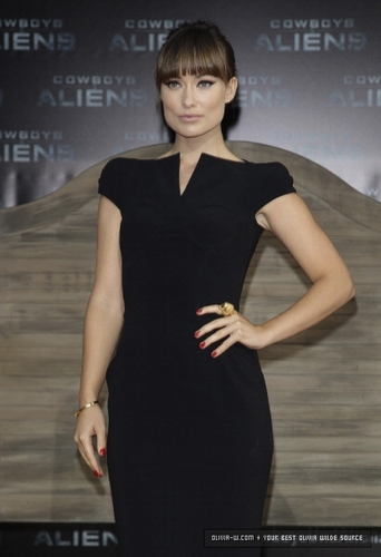 'Cowboys and Aliens' Berlin Premiere [August 8, 2011]