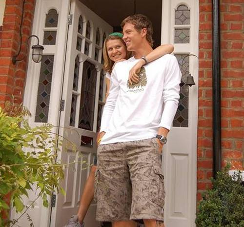 Berdych and Safarova division of property