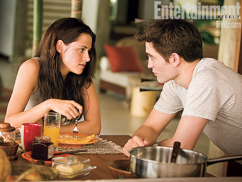 Breaking Dawn pratonton stills