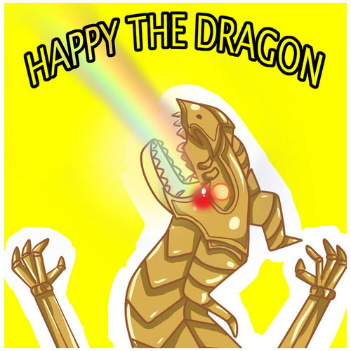 Happy the Dragon