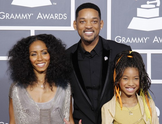 Jada, Will, and Willow :)