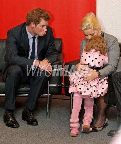 Prince Harry Visits Berlin December 18, 2010