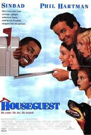 Houseguest movie poster