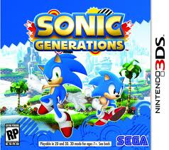 Sonic Generation 3DS