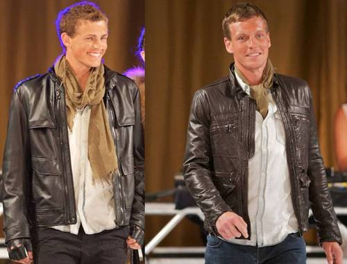 Vasek Pospisil vs Tomas Berdych fashion
